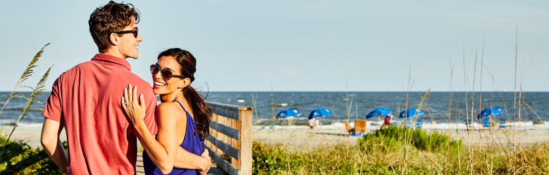 Wild Dunes_Beach_Couples