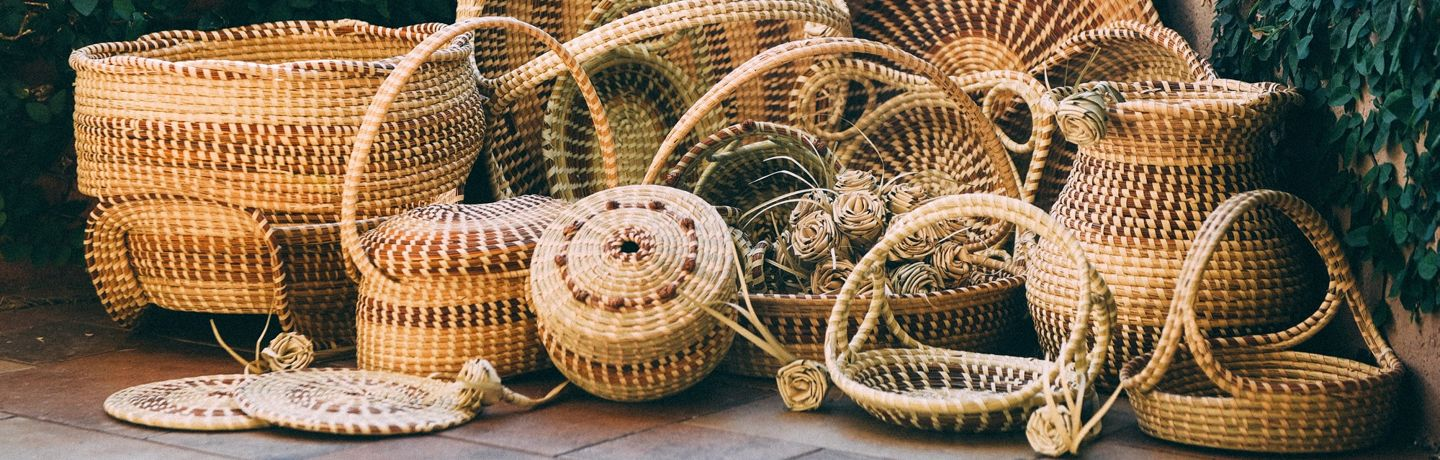 Wild Dunes_Soul of Sweetgrass_Baskets