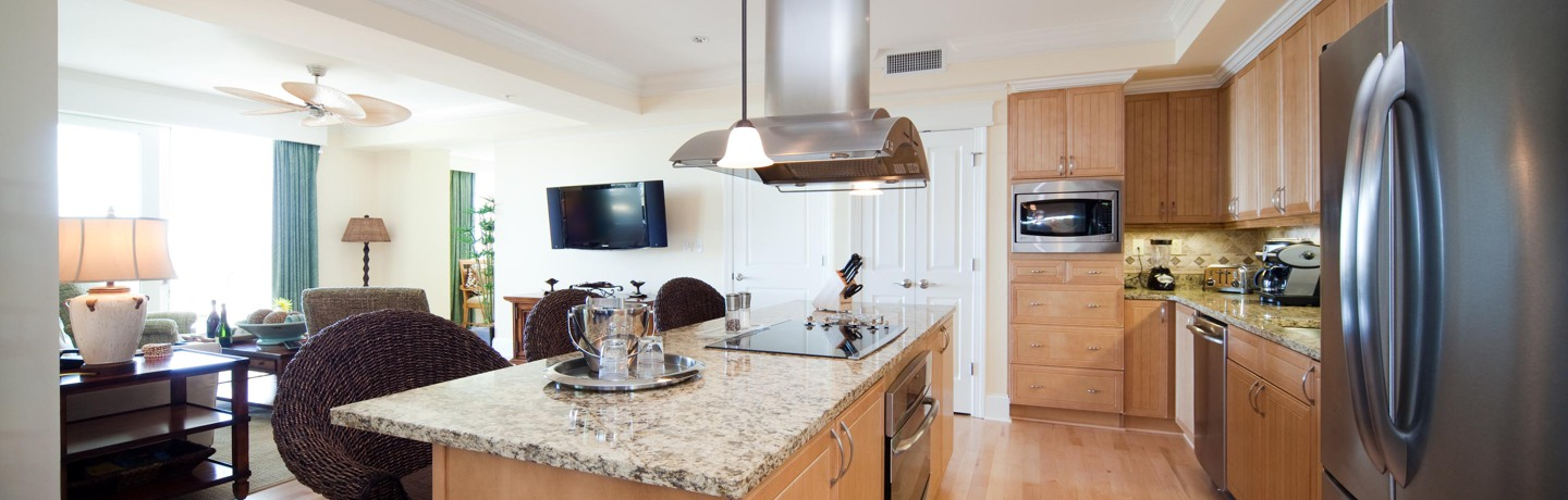 Wild Dunes_The Village_Penthouse_Kitchen