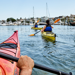 kayak family