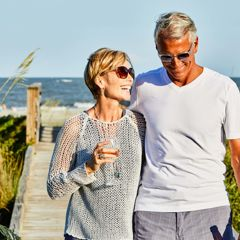 Wild Dunes Resort Beach House Couple