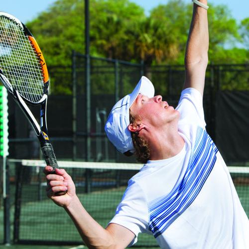 Wild Dunes_Tennis_Court View
