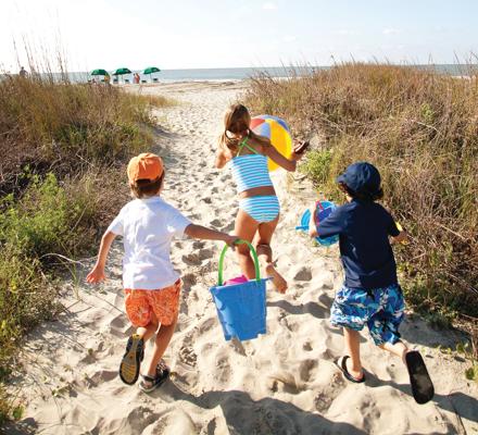 Wild Dunes_Experiential_Running Kids