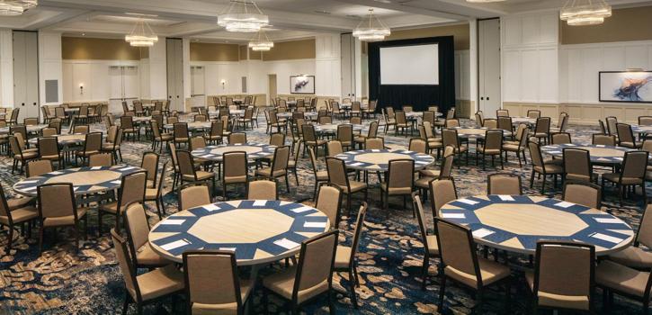 Osprey Ballroom - Rounds