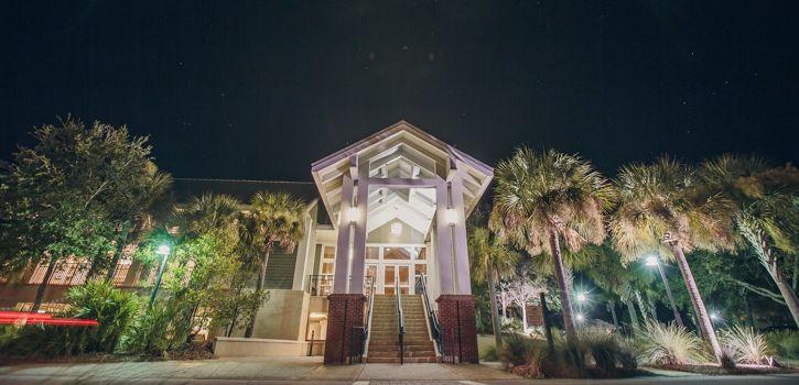 Sweetgrass Pavilion Bright
