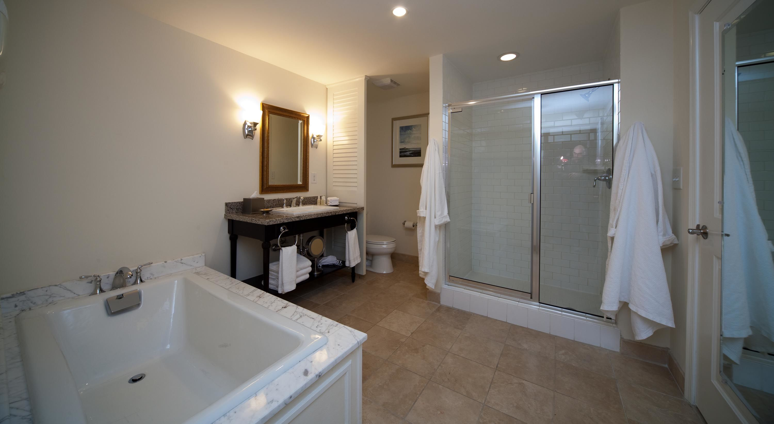 Wild Dunes_Accommodations_Village_1BR_Bathroom