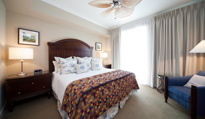 Wild Dunes_Accommodations_Village_1BR_Bedroom1