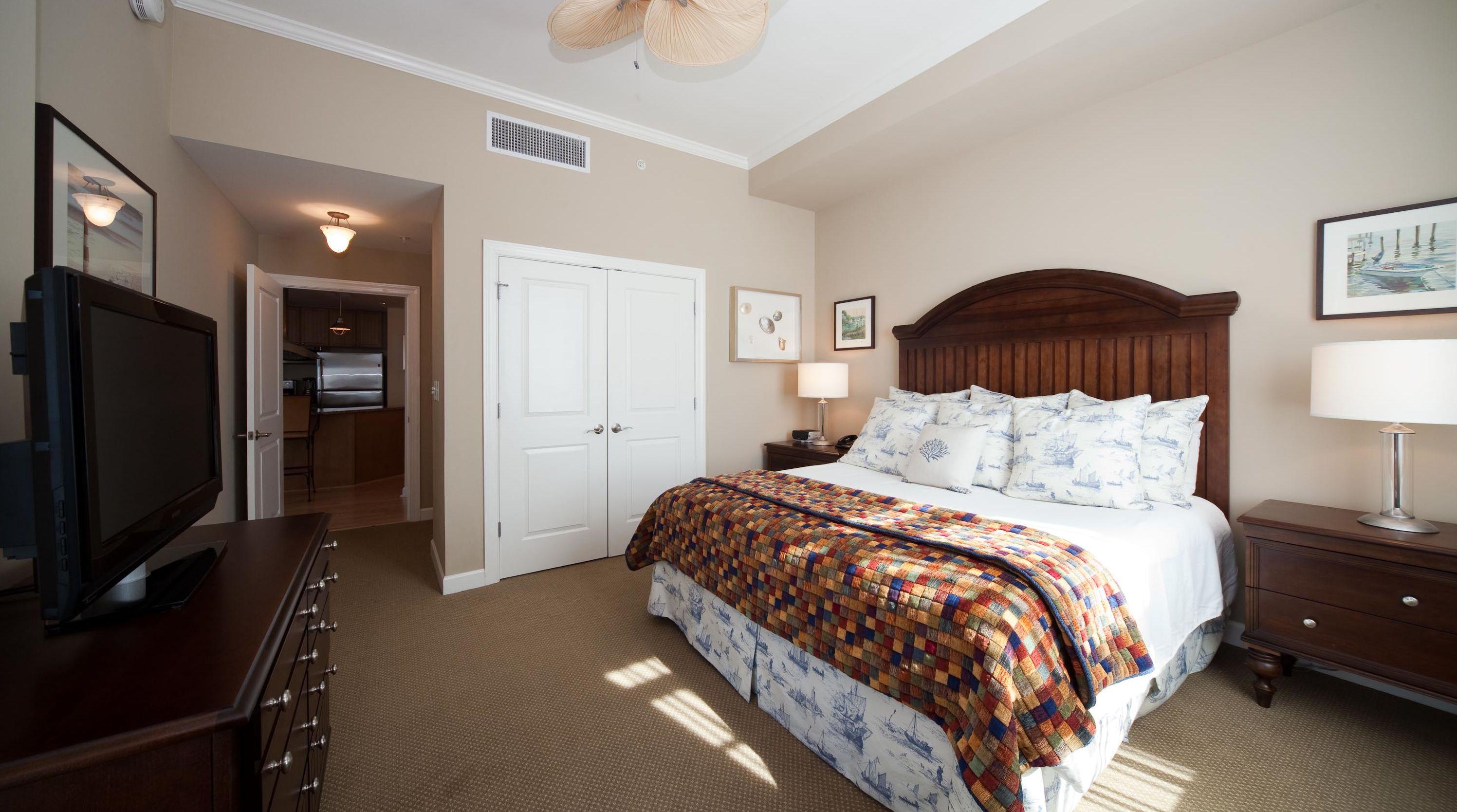 Wild Dunes_Accommodations_Village_3BR_Bedroom2