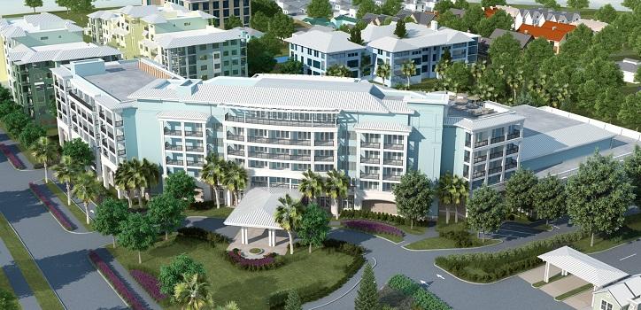 The New Hotel at Wild Dunes Resort