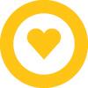 JDV_heart_100x100_yellow
