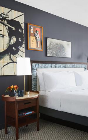 Hotel Kabuki Hotel Room
