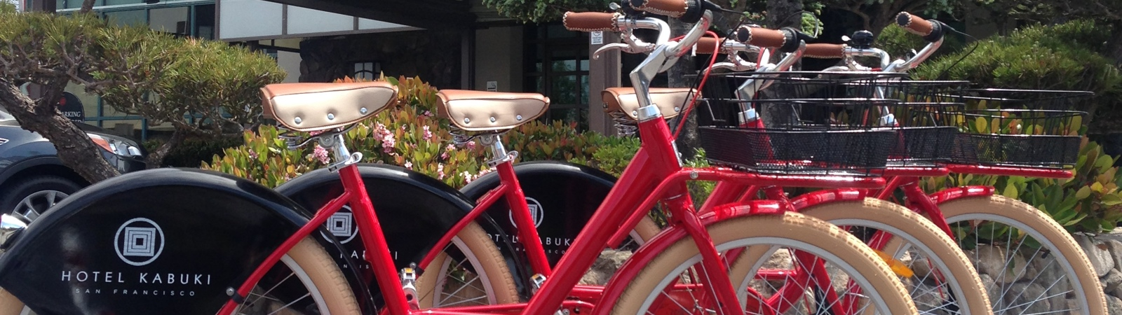 Hotel Kabuki Bike Rentals