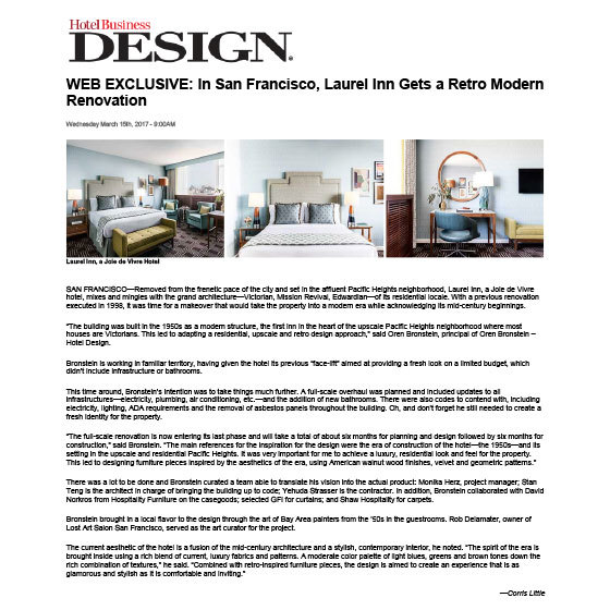 LaurelInn_Press_Hotel-Business-Design