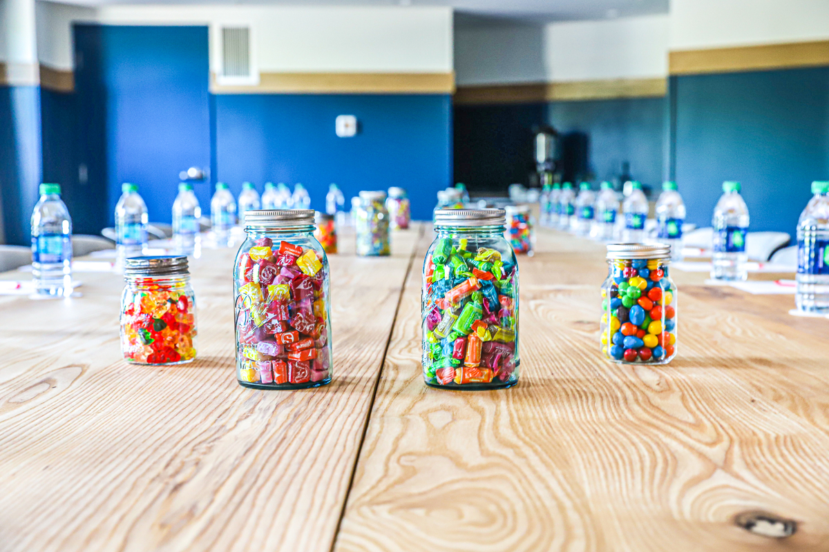 Clark Candy Jars.JPG