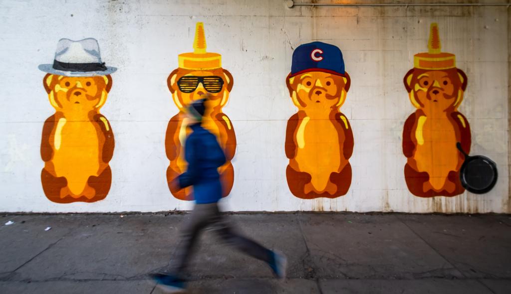 E Petersen_Honey Bears Mural