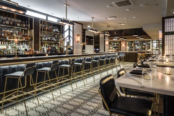 The Kennison Restaurant Interior