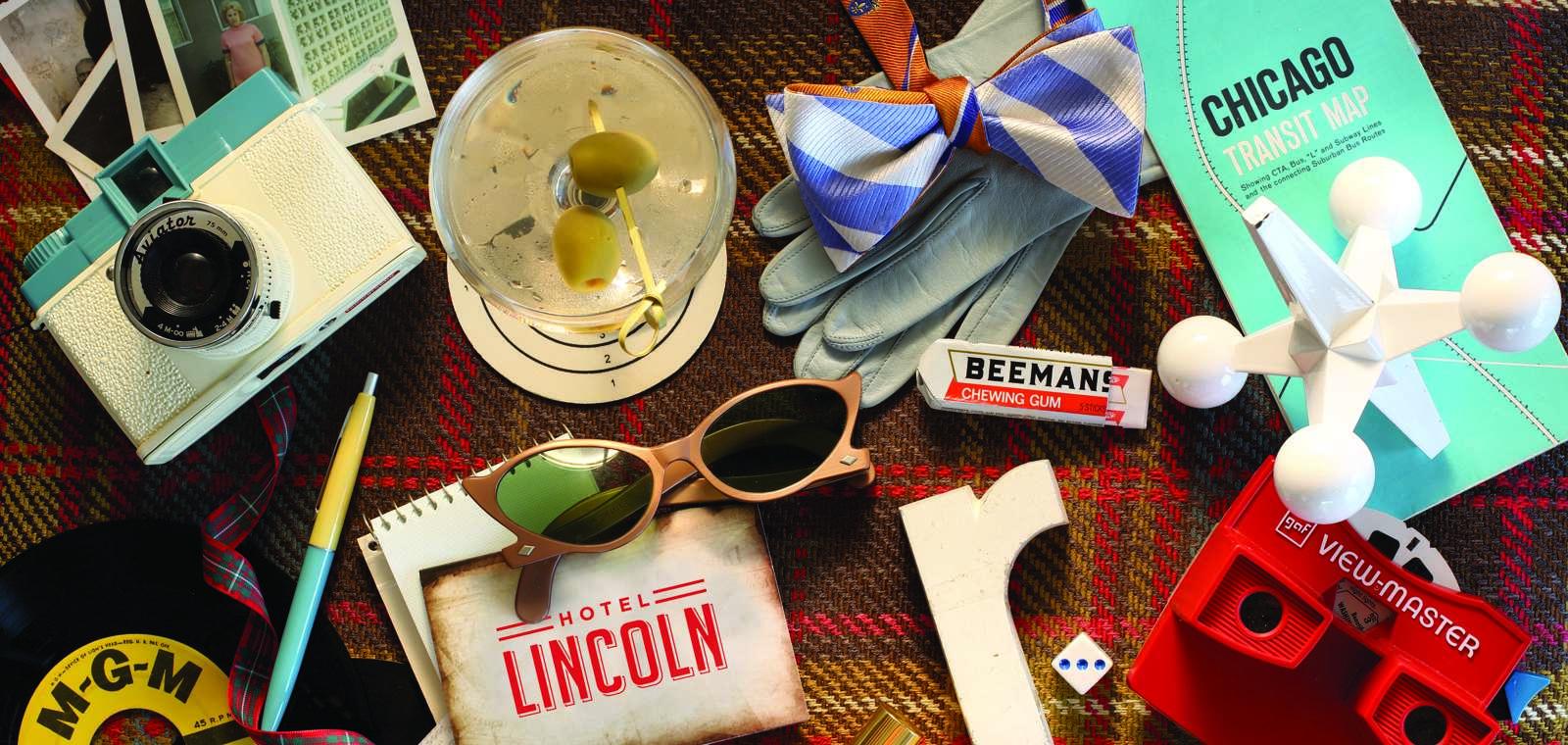 Lincoln Vignette KI1113