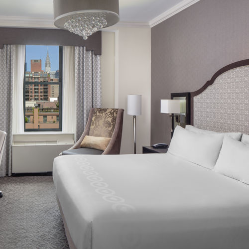 05 PSH One King Bed City View 1