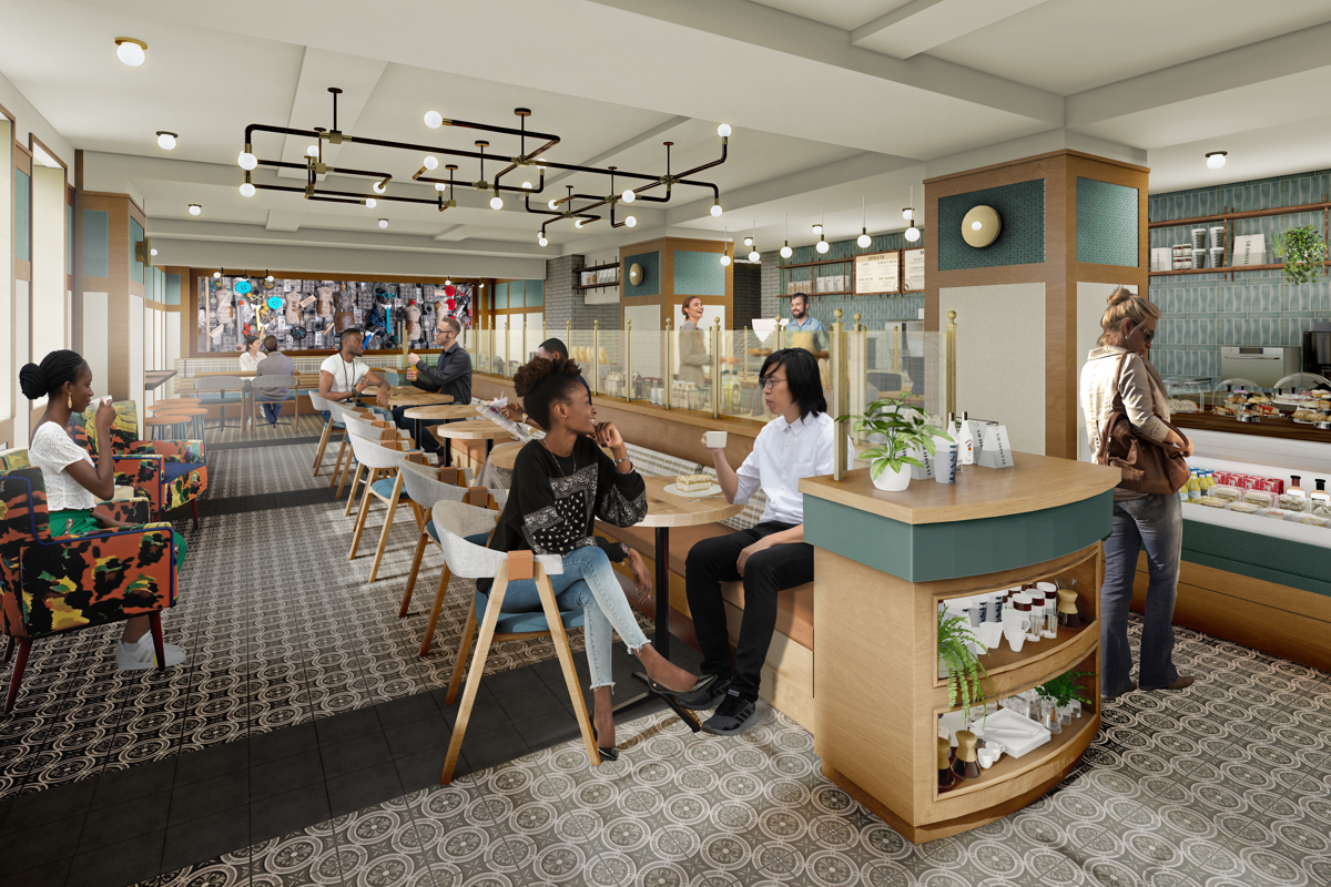 Dashery Cafe Images