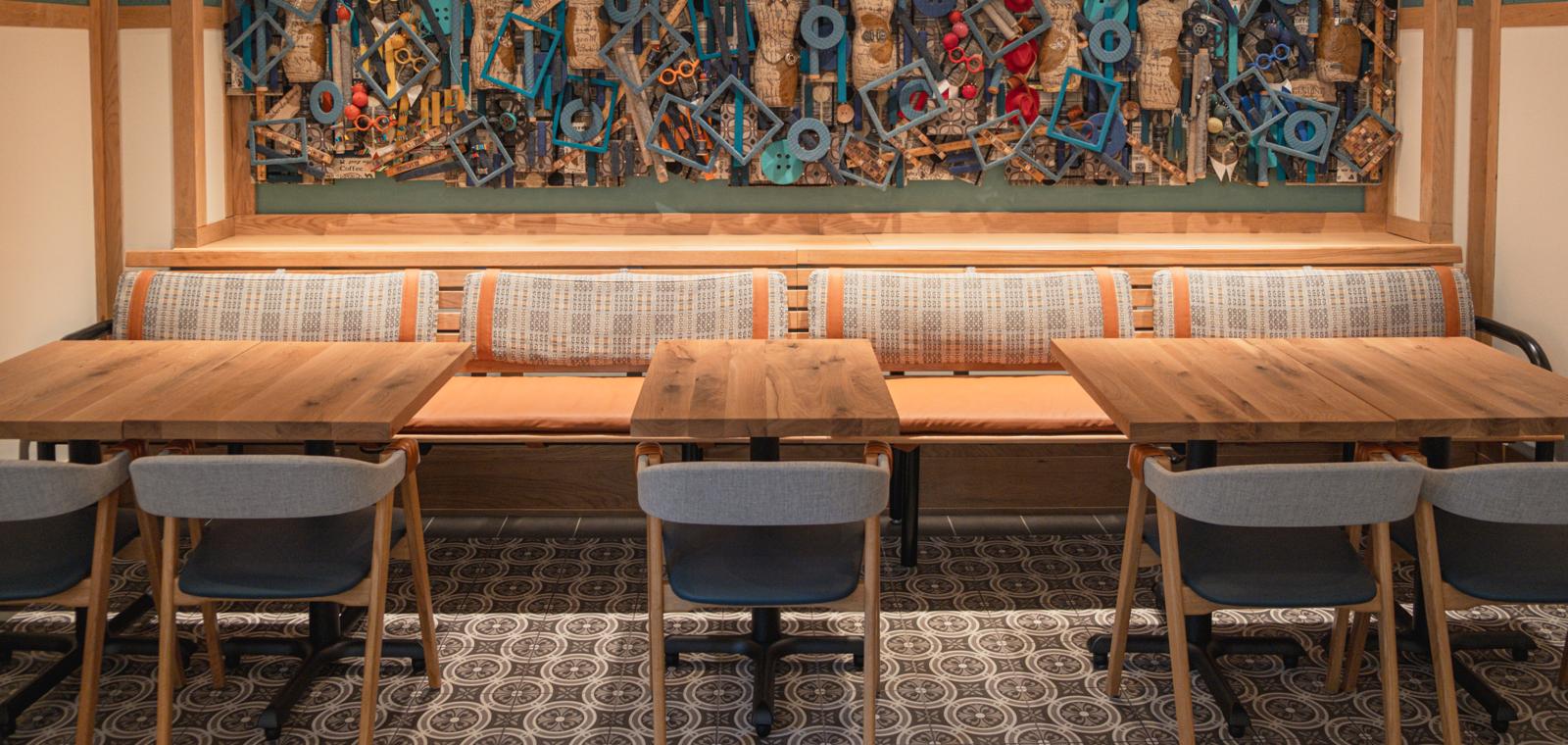 Dashery pre opening(Food & Bev, Interior)