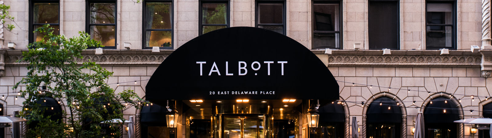 Talbott Hotel Exterior
