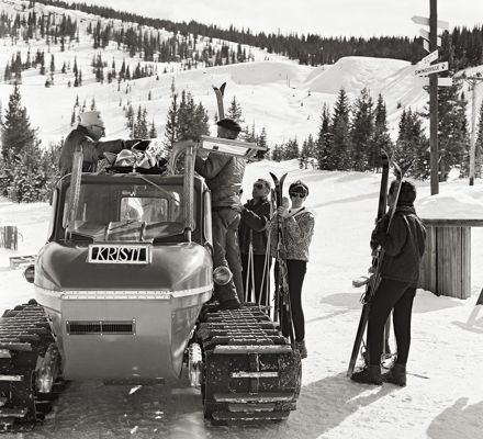 <b>1962-65 Historical Images In Vail, CO.</b>