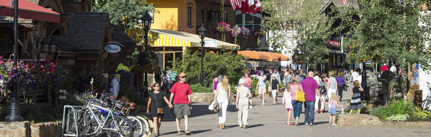 Town of Vail Summer Experience