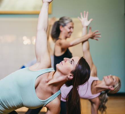 Dryland Fitness & Spa - Yoga