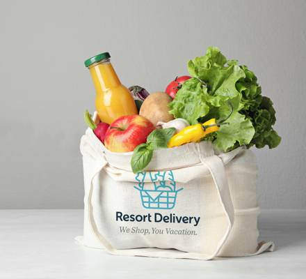 Resort Delivery Grocery