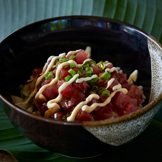 Fresh Hawaiian Poke Recipe